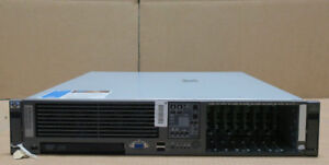 Hp Dl380 G5, 2 CPU Xeon QC 3.0g, 32gb Ram, 2 PSU