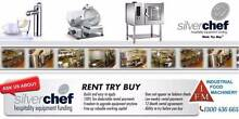 Silverchef -Rent-Catering Equipment Finance - Try-Buy- Restaurant Albert Park Port Phillip Preview