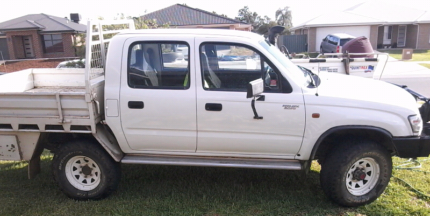 Toyota Hilux 04 Forest Hill Wagga Wagga City Preview