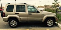 2006 Jeep Liberty V6 3.7L Limited. INCREDIBLE SOUND UPGRADES!!
