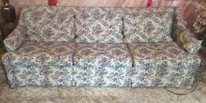 Three seat couch $35.00 good condition need it gone.
