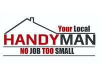 HANDY MAN, PROPERTY MAINTENANCE, FLAT PACK ASSEMBLY, PAINTING, REMOVALS, KITCHEN BATHROOM FITTING
