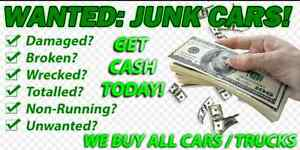 Junk old scrap vehicles call or text 2898878366 24HRS