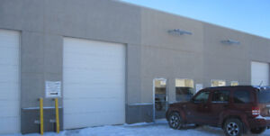 Concrete Warehouse/Office Condo space for Lease