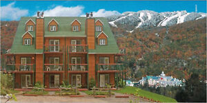 Mont Tremblant Condo Rental March 5-12th 2017
