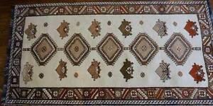 Handmade Persian Rug Qashqaei Shiraz Tribal Oriental Carpet Wool Castle Hill The Hills District Preview