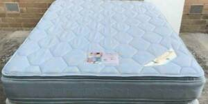 Excellent Back Care double-sided Pillow Top queen mattress #11