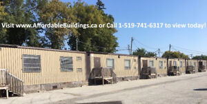 Sold! 24'x32' Portable Building from only $13500 Delivered!