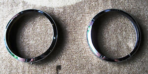 H-D Passing Lamp Trim Rings
