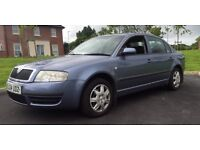 2004 Skoda Superb 1.9tdi