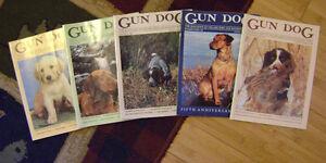 Gun Dog Magazines