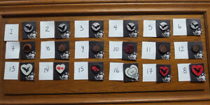 Halloween magnets Choose from 20 Kingston Kingston Area image 4