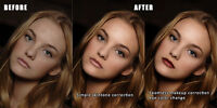 Natural looking Photo Retouching/Retouches Naturelles