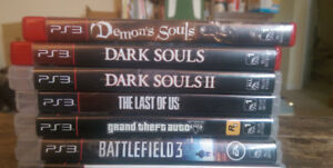 PS3 Games - $10.00 each