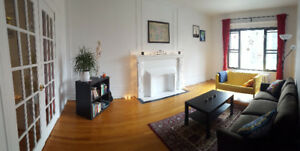 Sublet 5 1/2 (1-3 rooms available), Downtown MTL