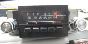 Ford pickup 1973-79 am/fm radio