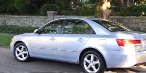 2006 Hyundai Sonata Sedan