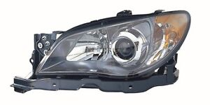 SUBARU brand new headlights 2006-2007