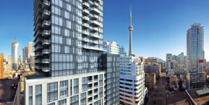 EXCLUSIVE 2-3 BEDROOM CONDOS AVAILABLE DOWNTOWN TORONTO