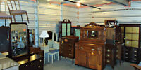 ** Quality Antique Furniture: Refinished, direct from workshop