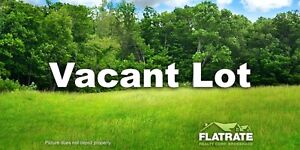 Vacant Land on Alsace Rd