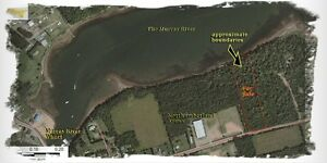 5 Acre Waterfront Property, PEI  (Price Reduced To $89,900.)