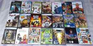 For Sale. PC Games