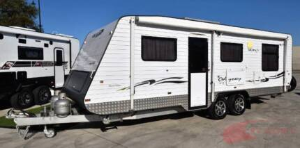 2011 Galaxy Odyssey Caravan with Huge ensuite