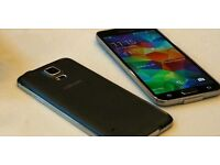 Samsung Galaxy S5 Unlocked As New with Screen Protector