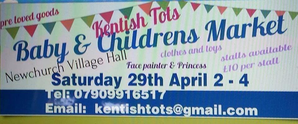 Indoor Table Top Sale. Baby & Childrens Market