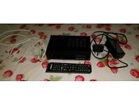 Zgemna StarH1 cable and satellite receiver
