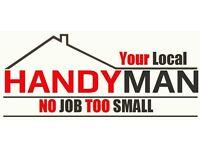 Handyman/ odd jobs man Services.