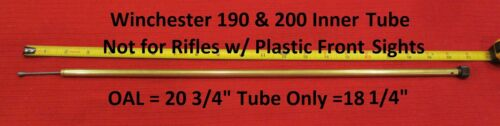 Winchester 150, 190 & 200 Series Inner Magazine Tube Replacement - Metal Sights