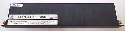 Wainwright Instruments Wrcj21102170-20952185-3810ss Band Stop Reject Filter