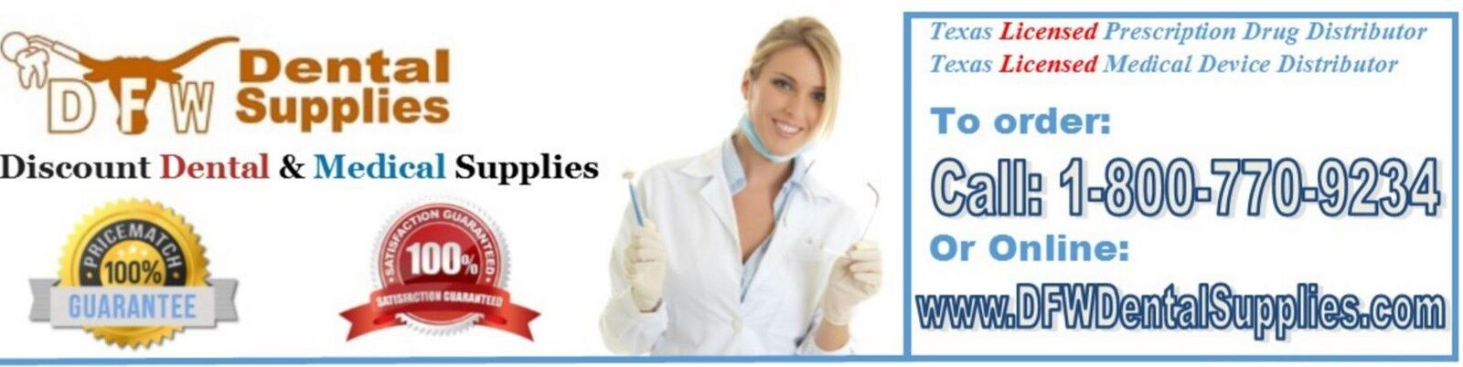 DFW Dental Supplies