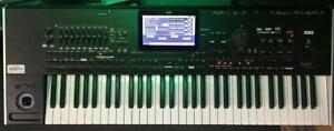 Korg Pa4X Professional 61-Key Arranger Keyboard Demo