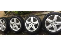 """Audi 17"""" Alloys Alloy Wheels"""