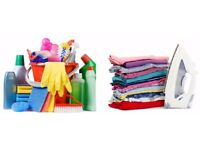 OFFICE CLEANER - CLEANING - IRONING CLOTHES - (Contact by WhatsApp)