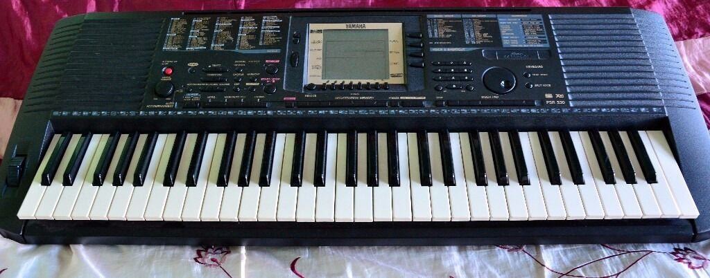 Keyboard yamaha psr ads buy sell used find great prices for Yamaha phone number
