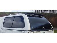 Mitsubishi l200 back canopy pickup top carryboy