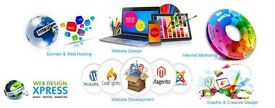 Website Design or Ecommerce Website in Luton, Bedfordshire, Hertfordshire and surrounding areas.