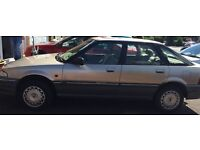Rover 218 SLD Turbo, Diesel, Manual, Gold/Grey