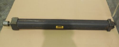 PARKER HYDRAULIC CYLINDER HH11S343, 250 PSI AIR