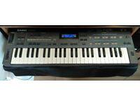 Casio CZ-101 Vintage 80's Synthesizer