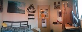 CENTRAL LOCATION - Flatmate needed for double room in 2 bed apartment due to current moving away.