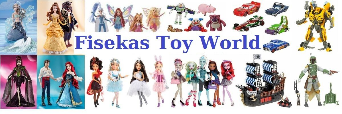Fisekas Toy World