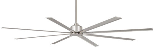 """Minka-Aire F896-84-BNW, Xtreme H2O 84"""" Ceiling Fan, Brushed"""