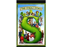 Shrek The Whole Story - DVD Collection