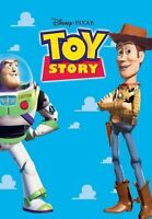 Looking for Toy Story 1, 2 & 3 DVD/Bluerays