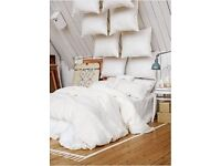 BULK SALE of Brand New Duvet Inners, Firm & Soft Pillows *Hotel Quality* SAVE £££'s Free Delivery